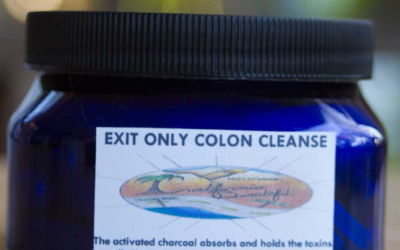 Exit Only Colon Cleanse